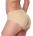 ladies Womens Padded Butt Panties Underwear
