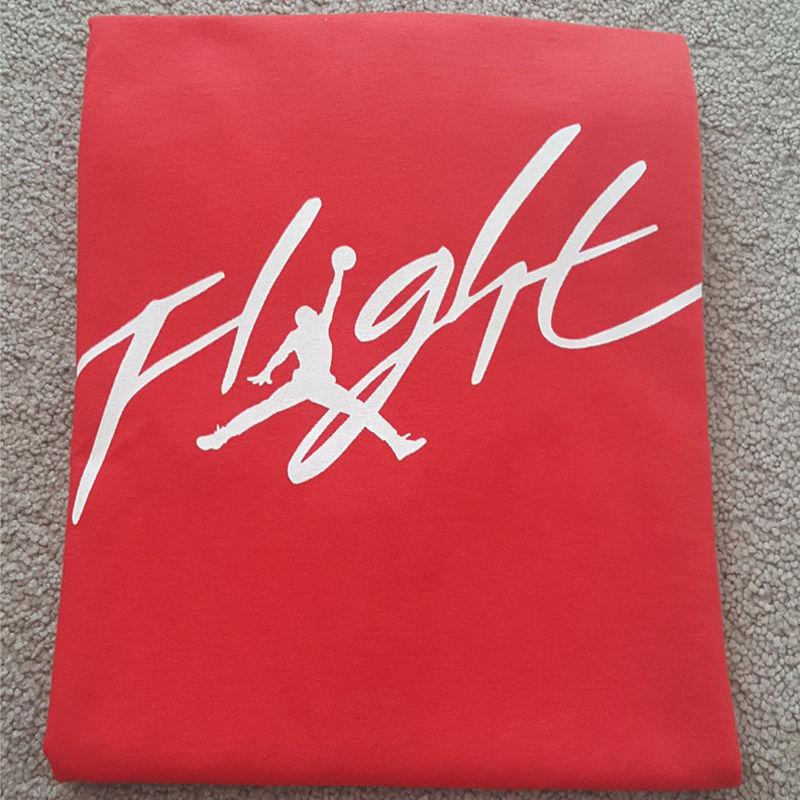 regard détaillé 1d190 48436 Mens Boys Michael Jordan Signature Flight Short Sleeve Sports Casual Hip  Hop Exercise TShirt T-Shirt